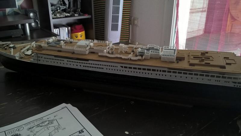 Titanic 1/400 Revell Wp_20110