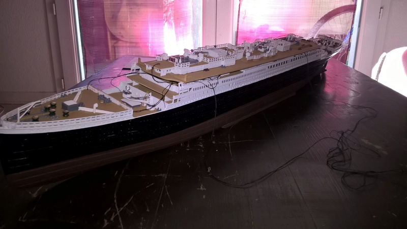 Titanic 1/400 Revell Wp_20111