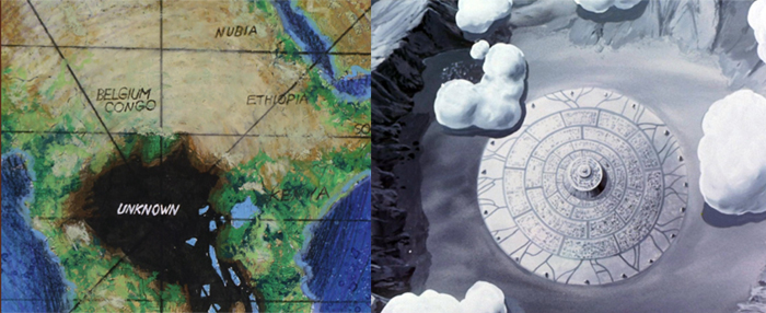 Mythes et légendes dans les dessins animés : Atlantide - Nazca - Tartessos Wczfus10