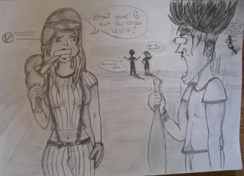 Battle dessin One Piece ( les dessins ) 28091710