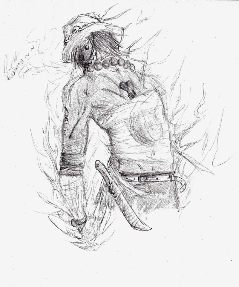 Battle dessin One Piece ( les dessins ) 47831410