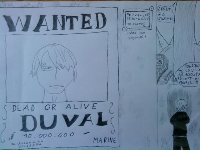 Battle dessin One Piece ( les dessins ) Dsc04110