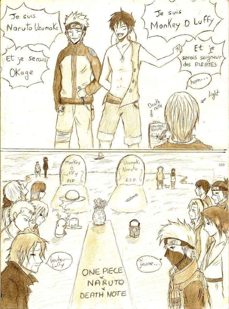 Battle dessin One Piece ( les dessins ) Mangab12