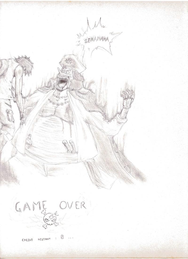 Battle dessin One Piece ( les dessins ) Scan0218