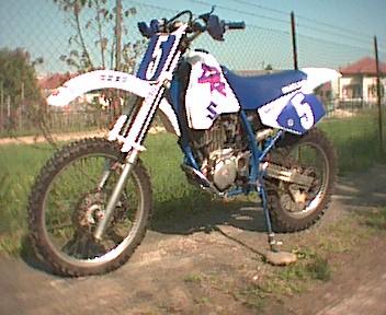 Parafango cross posteriore Drcros11
