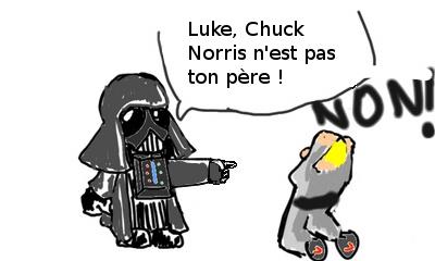 Chuck Norris...La légende Q4952810