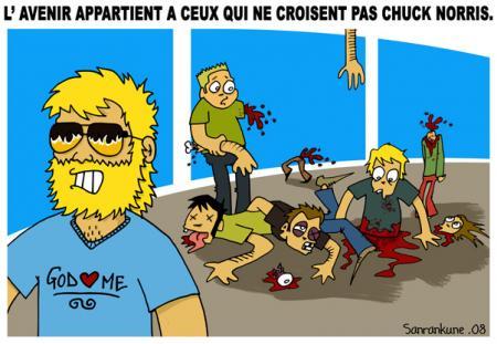 Chuck Norris...La légende Q4964810