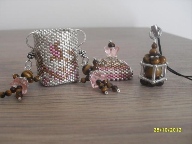 mes créations bijoux lithothérapie Sdc10314