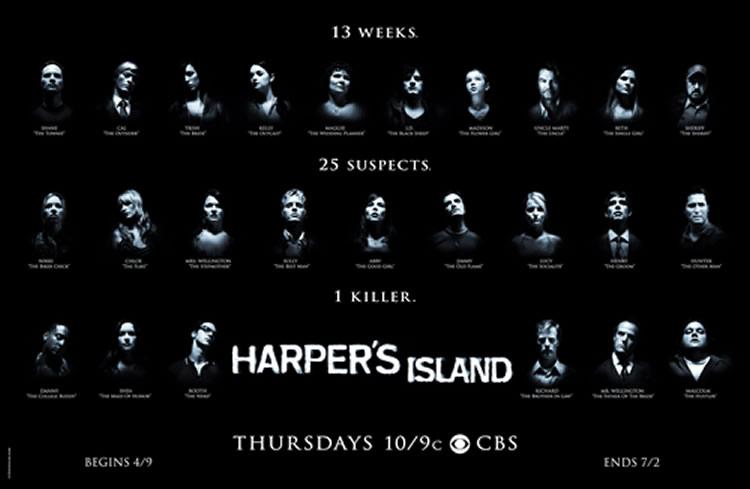 Harper's island Harper10