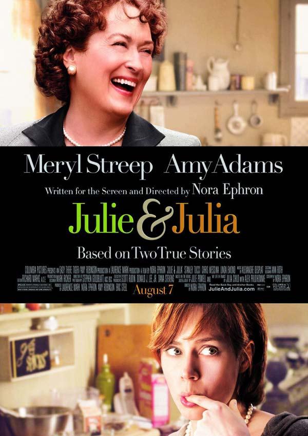 Scènes culinaires au cinéma et à la télévision Julie_10