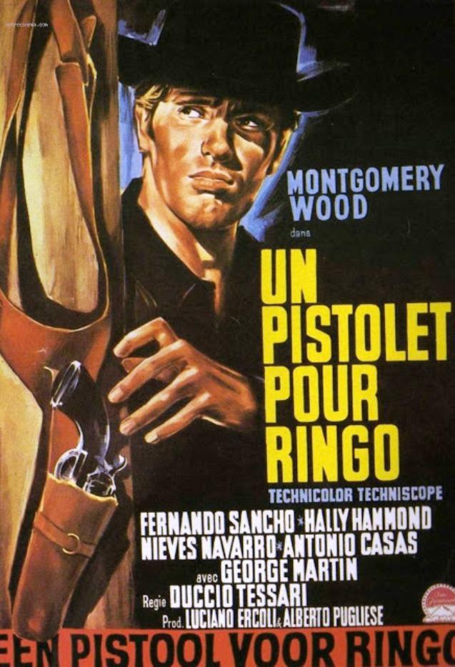 Un pistolet pour Ringo - Una Pistola per Ringo - 1965 - Duccio Tessari 0210