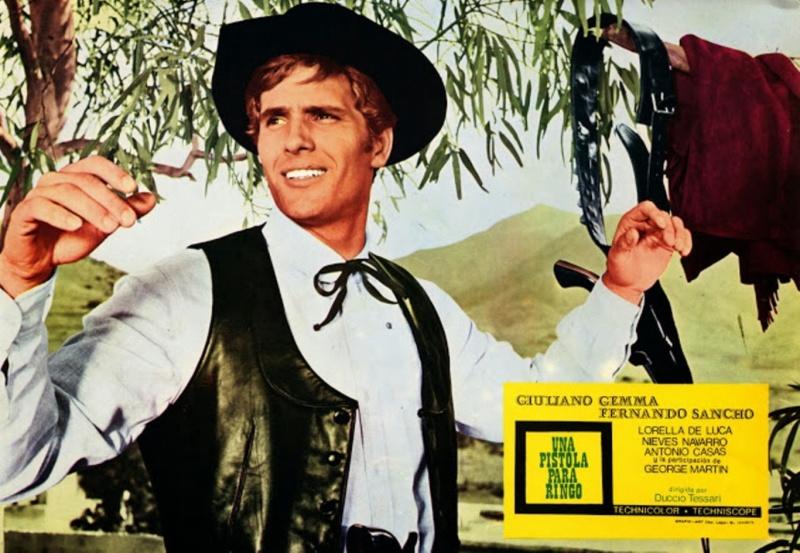 Un pistolet pour Ringo - Una Pistola per Ringo - 1965 - Duccio Tessari 0910