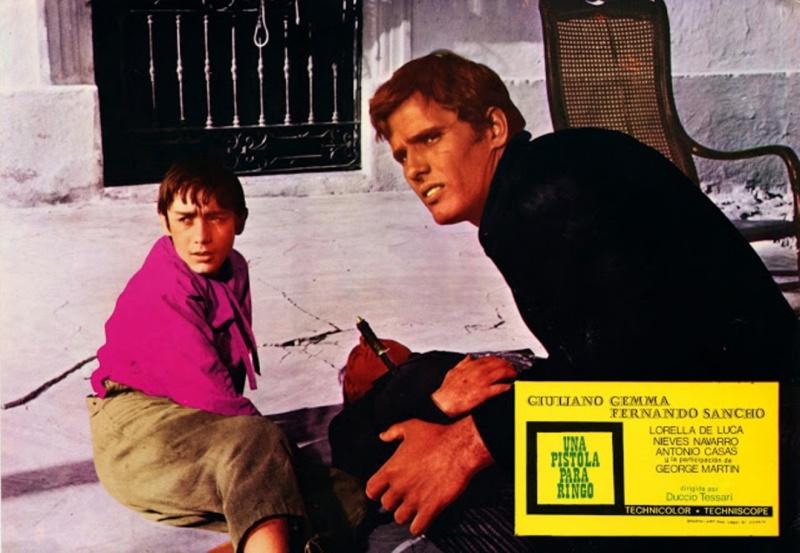 Un pistolet pour Ringo - Una Pistola per Ringo - 1965 - Duccio Tessari 1210