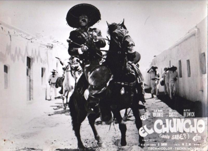 El Chuncho (El Chuncho, Quién Sabe?) - 1967 - Damiano Damiani 23813510