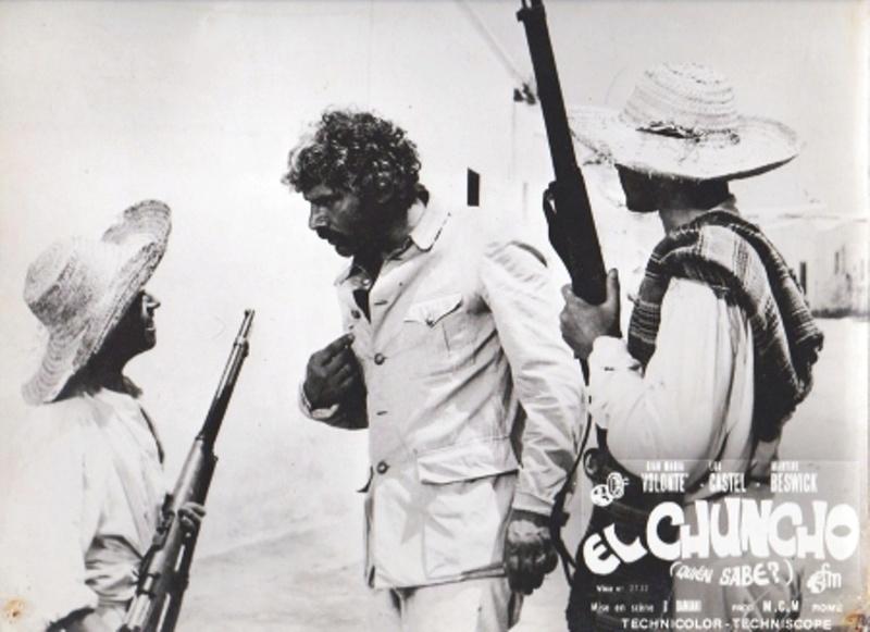 El Chuncho (El Chuncho, Quién Sabe?) - 1967 - Damiano Damiani 33942910