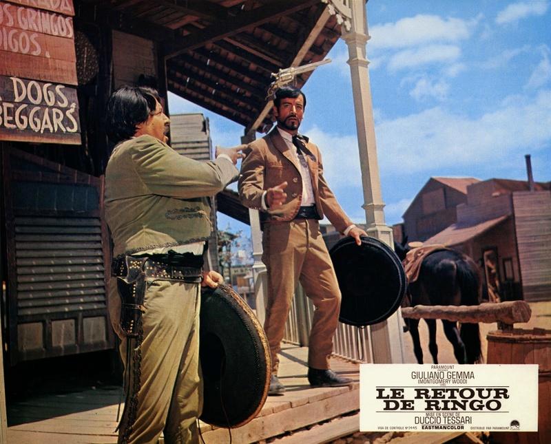 Le retour de Ringo - Il ritorno di Ringo - 1965 - Duccio Tessari 510