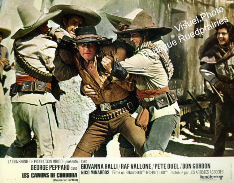 Les Canons de Cordoba - Cannon for Cordoba - 1970 - Paul Wendkos 91354910