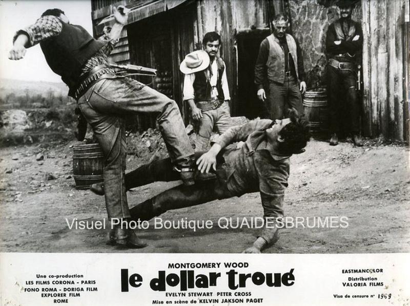 Le Dollar Troué (Un Dollaro Bucato) - 1965 - Giorgio Ferroni 95619510