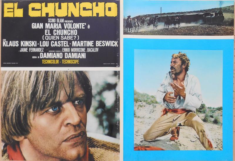 El Chuncho (El Chuncho, Quién Sabe?) - 1967 - Damiano Damiani _57110