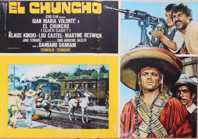 El Chuncho (El Chuncho, Quién Sabe?) - 1967 - Damiano Damiani _5715