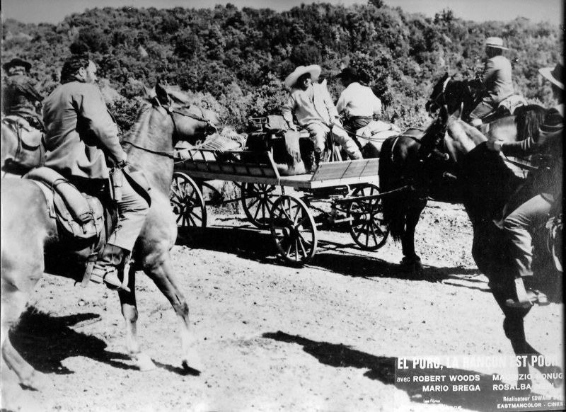 El Puro, La Rançon est à Toi (El Puro se sienta, espera y dispara) -1969 - Edoardo Mulargia _57o10