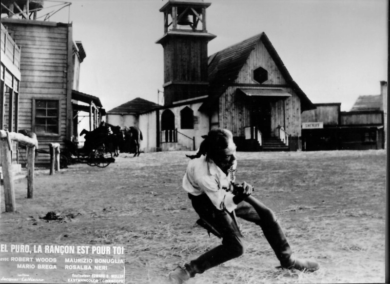 El Puro, La Rançon est à Toi (El Puro se sienta, espera y dispara) -1969 - Edoardo Mulargia _57p10