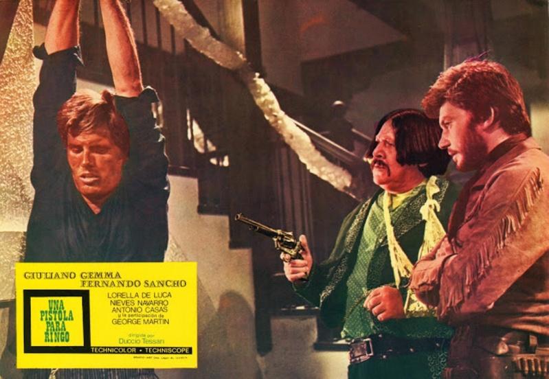 Un pistolet pour Ringo - Una Pistola per Ringo - 1965 - Duccio Tessari G10