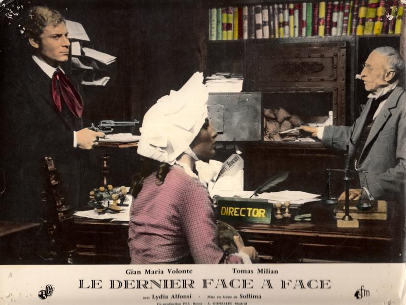 Le Dernier Face à Face - Faccia a Faccia - 1967 - Sergio Sollima - Page 2 Jk10