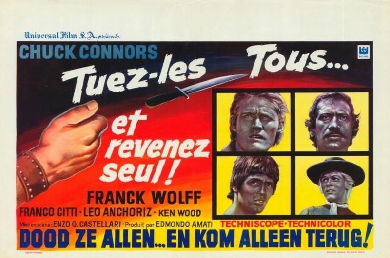 Tuez-les tous... et revenez seul ! - Ammazzali Tutti e torna Solo - 1968 - Enzo G. Castellari Kta_0210