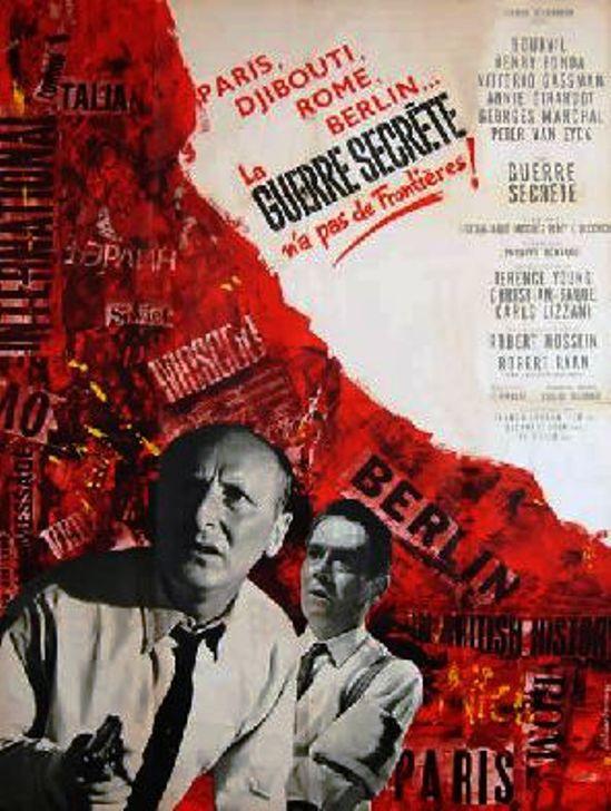 Guerre secrète- The Dirty Game- 1965-Christian Jaque/ W Klinger/ C Lizzani / T Young La_gue10