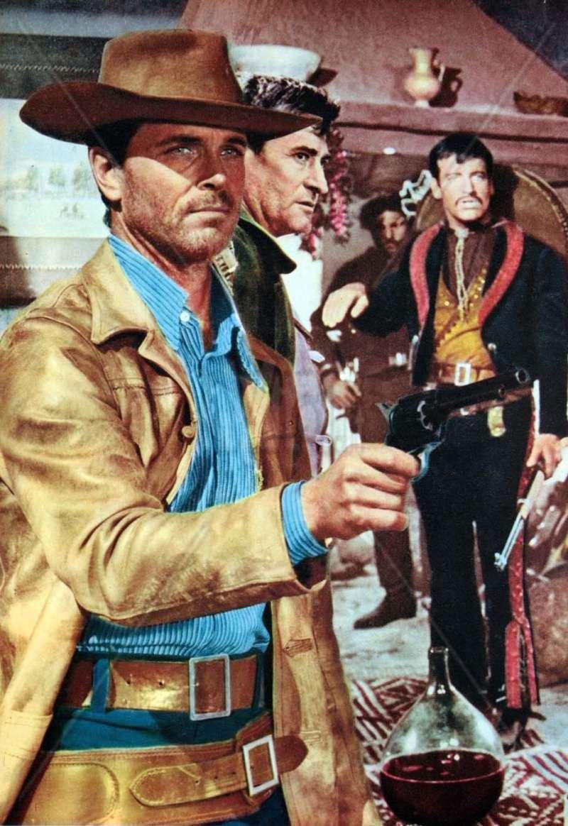Lanky, l'homme à la carabine – Per il gusto di Uccidere - Tonino Valerii - 1966 Per_il11