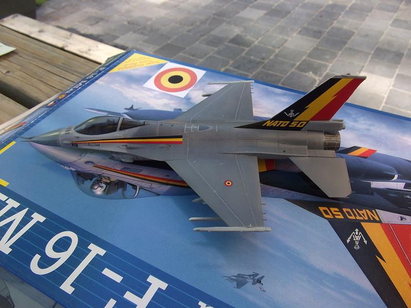 F-16, 50 ans de l'OTAN Dscf4315