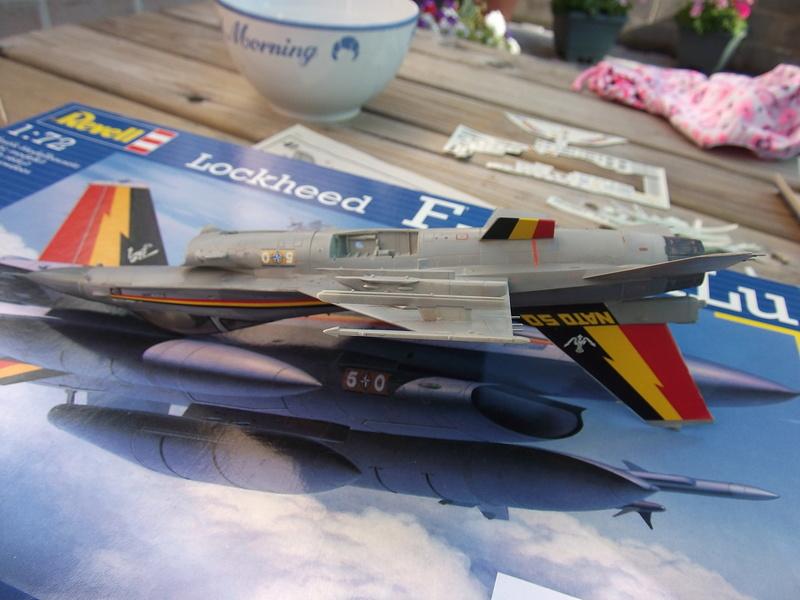 F-16, 50 ans de l'OTAN Dscf4319