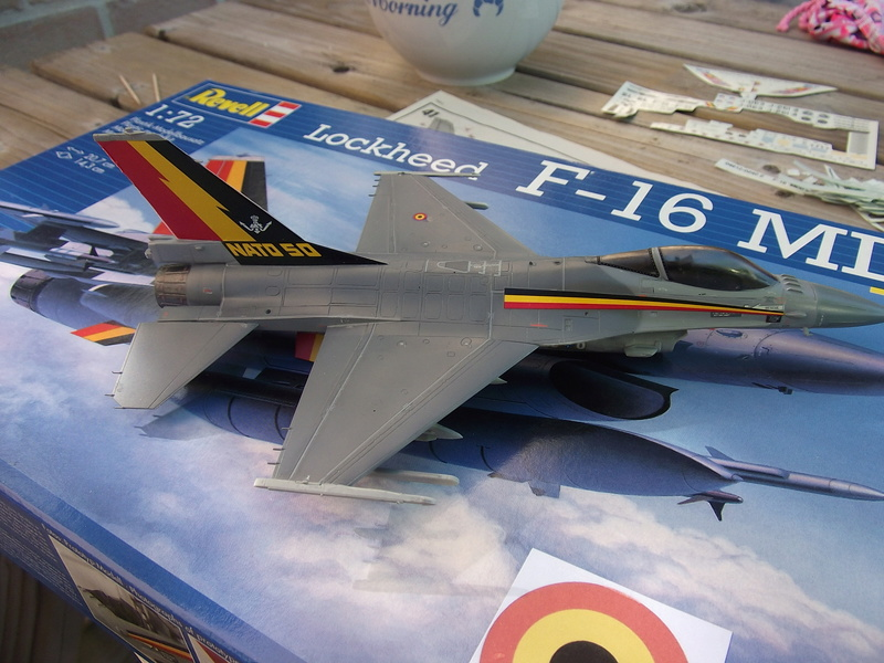 F-16, 50 ans de l'OTAN Dscf4320