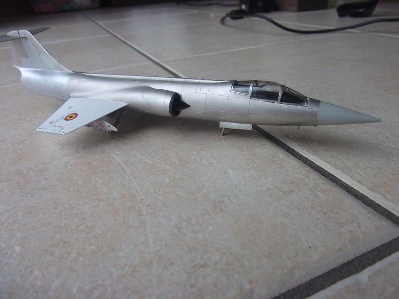 F-104G's  (1:72 et 1:32) Dscf4354