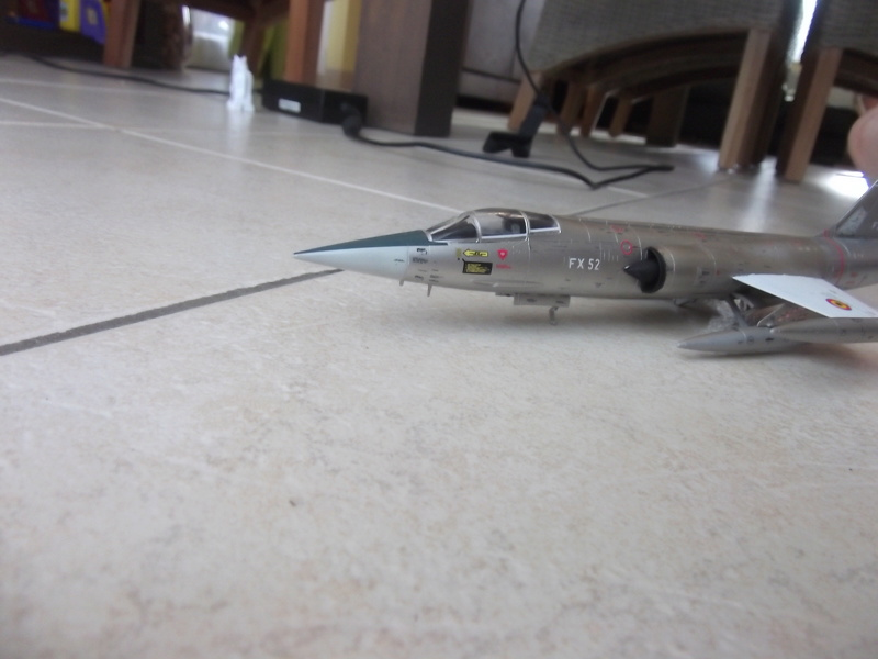 F-104G's  (1:72 et 1:32) Dscf4415