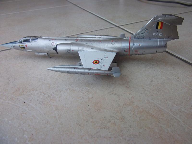 F-104G's  (1:72 et 1:32) Dscf4418