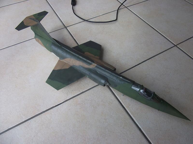 F-104G's  (1:72 et 1:32) Dscf4433