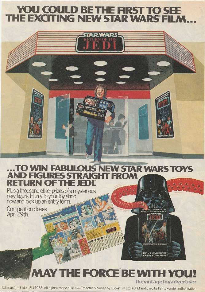 Vintage Star Wars Adverts  Sw_com10