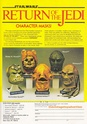 Vintage Star Wars Adverts  Starlo11