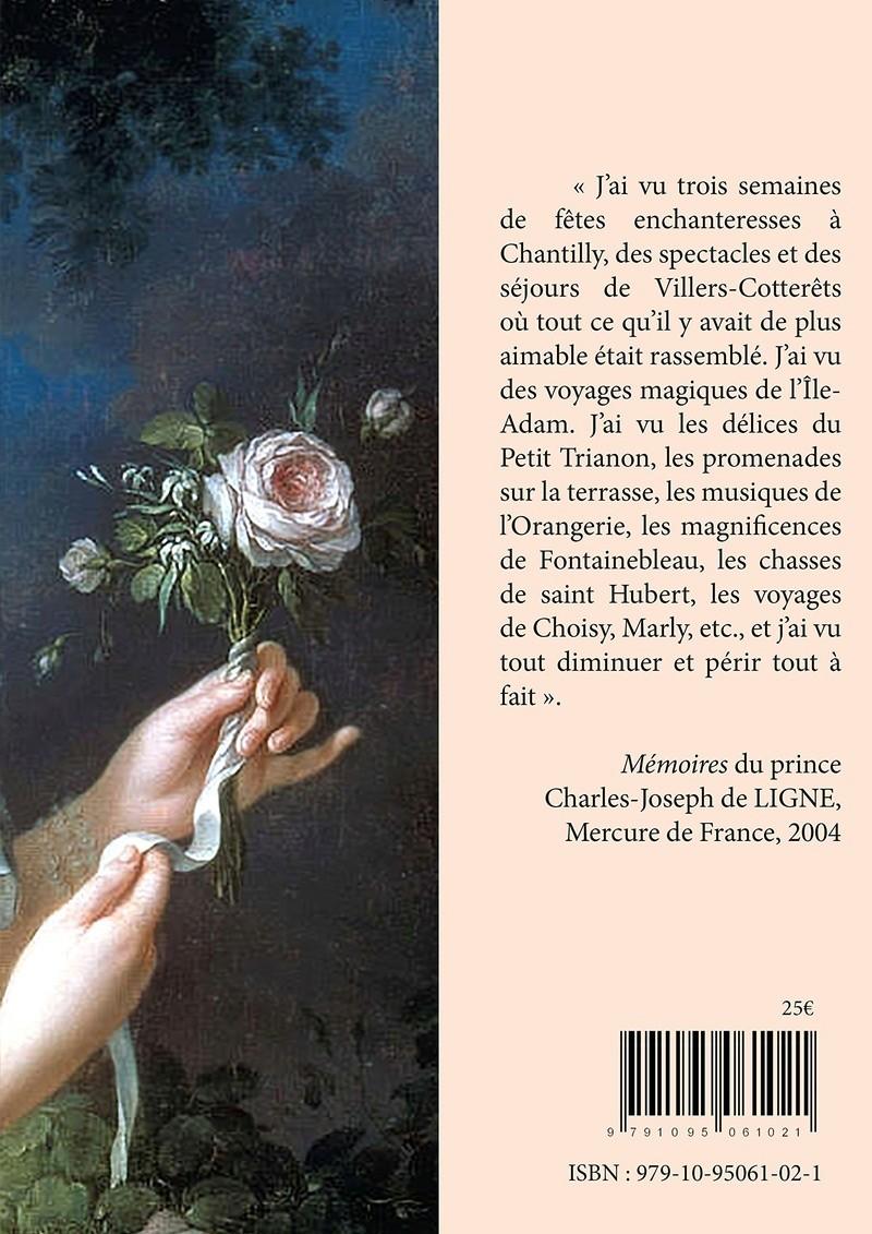 Les séjours de Marie-Antoinette à Fontainebleau, de Patrick Daguenet 910prz10