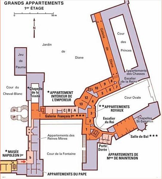 Expositions : Louis XV au château de Fontainebleau Chatea10