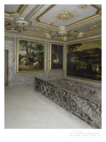 Expositions : Louis XV au château de Fontainebleau Escali10
