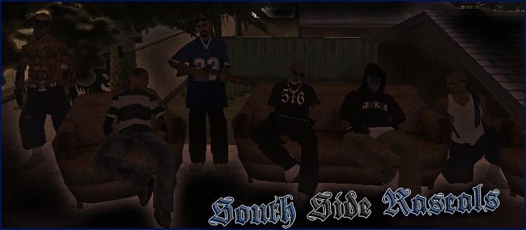 South Side Rascals  Ssr10