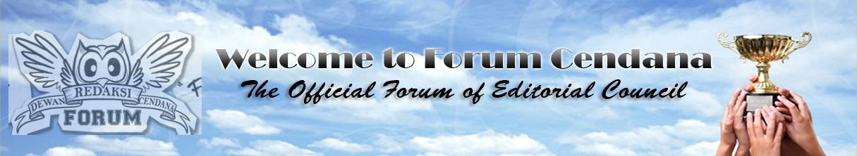 Forum Cendana
