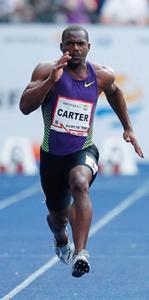 Showdown - Carter, Blake battle to be Jamaica's third-fastest man German10