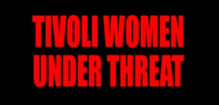 TIVOLI WOMEN UNDER THREAT ❒ Some labelled as informers by returning thugs Main11