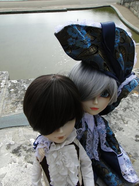 Topic COMMUN Mingrecords & Straylittledevil (Sebastian-Rayne-Andrew-Arion-Maguna-Tantus-Richt) ==> Dolls visiting Versailles ^^ - Page 3 Dsc06513
