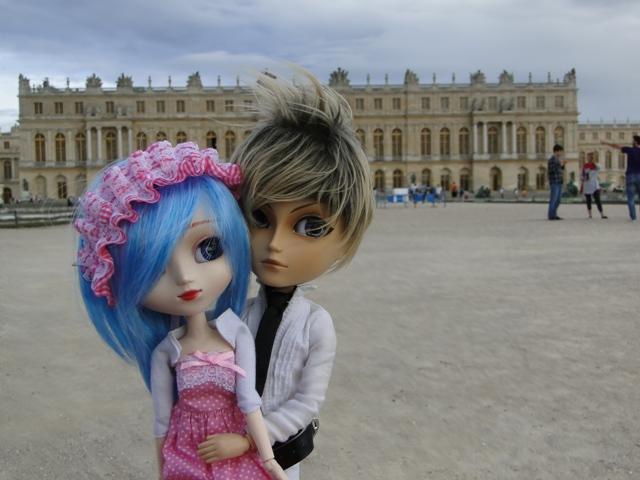 Topic COMMUN Mingrecords & Straylittledevil (Sebastian-Rayne-Andrew-Arion-Maguna-Tantus-Richt) ==> Dolls visiting Versailles ^^ - Page 3 Dsc06611