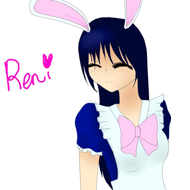 More Reni fanart! :D Reni10